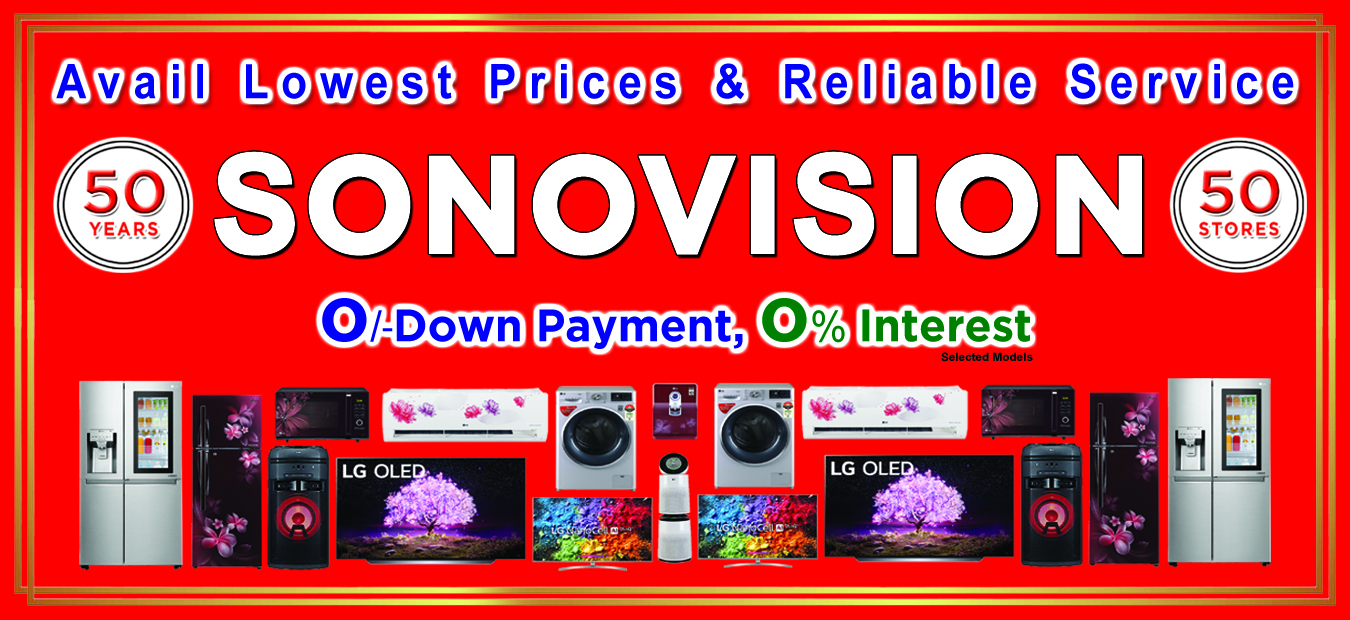 Sonovision Header